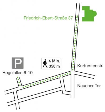 Palais Am Stadthaus Parken