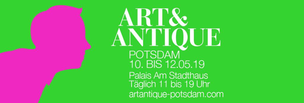 ART&ANTIQUE Palais Am Stadthaus Potsdam